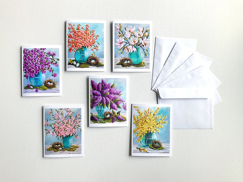 Notecard collection :My Mother's Garden