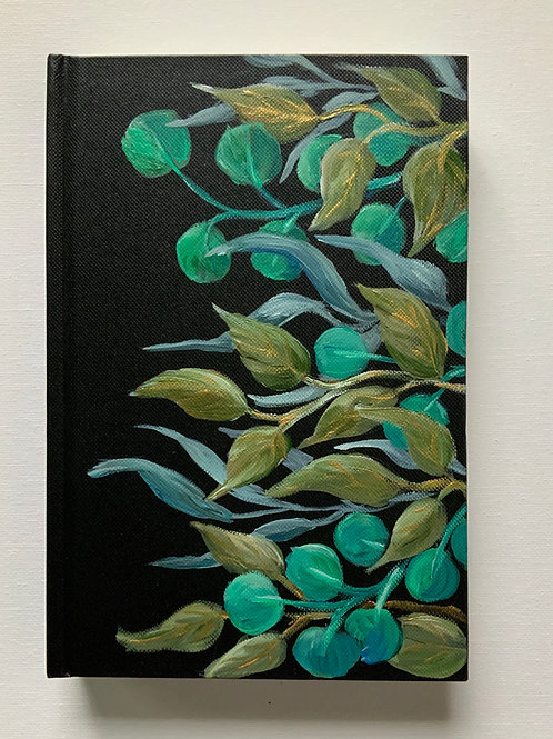 Leaves and Vines Journal