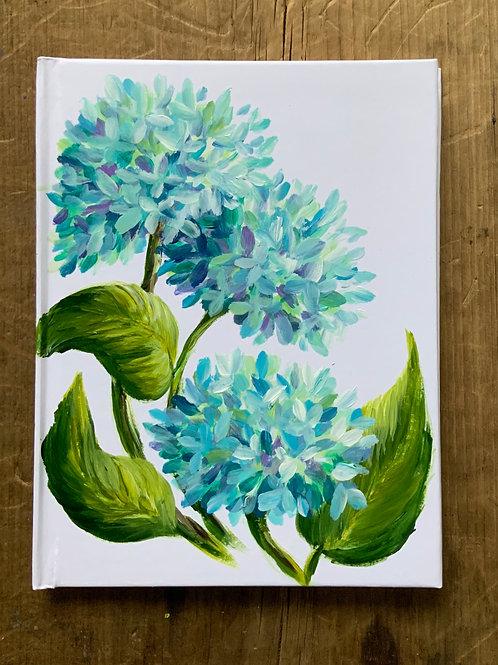 Hydrangea Journal #1