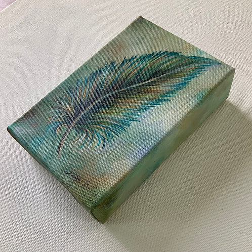 Mini BlueTip Feather