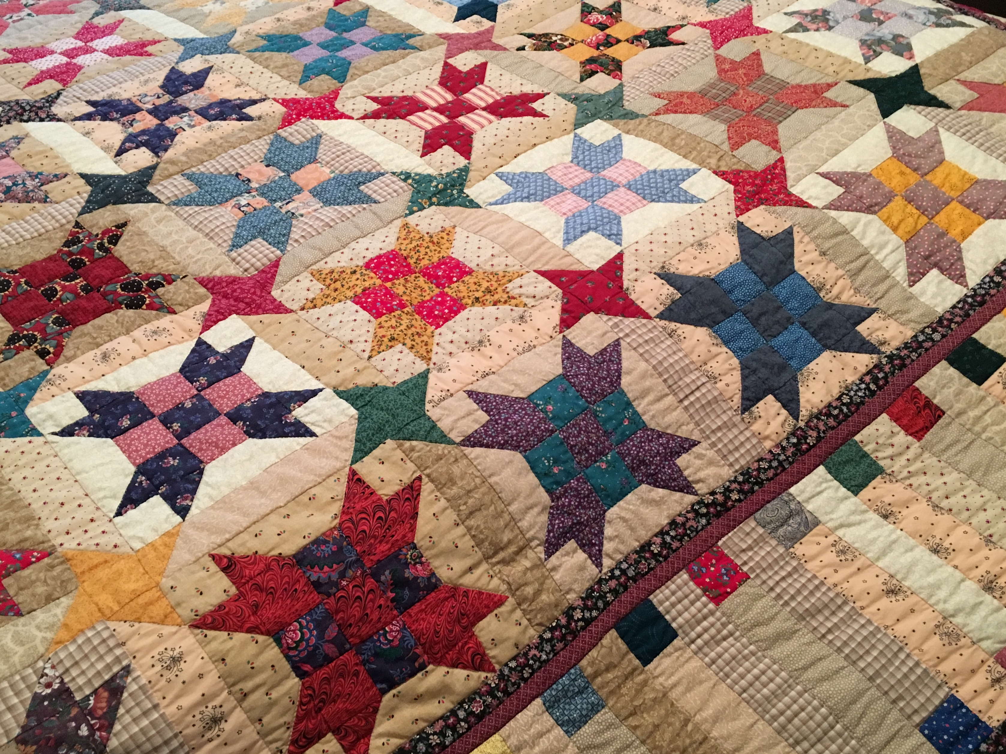 Farmers Daughters quilt