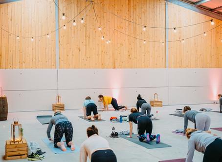 Yoga Time with Charline Jones