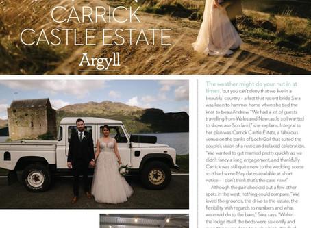 Tie The Knot Venue Case File - Carrick Castle Estate