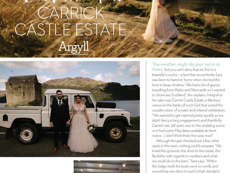 Tie The Knot Venue Case File - Carrick Castle Estate