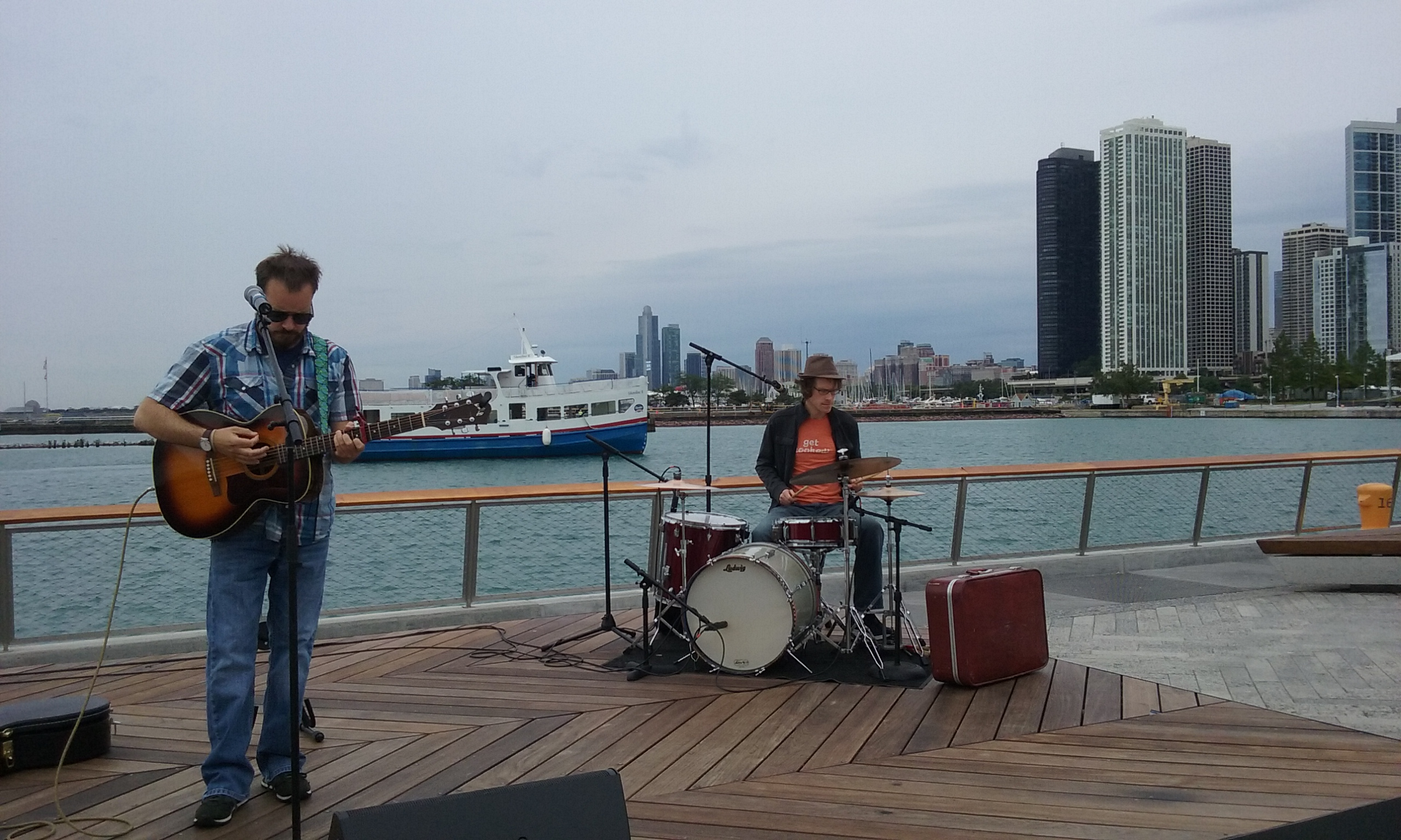 Navy Pier Performance