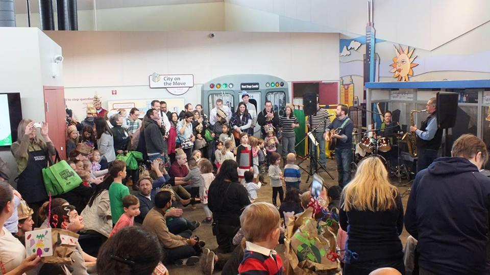 NYE Bash @ Kohl Children's Museum!