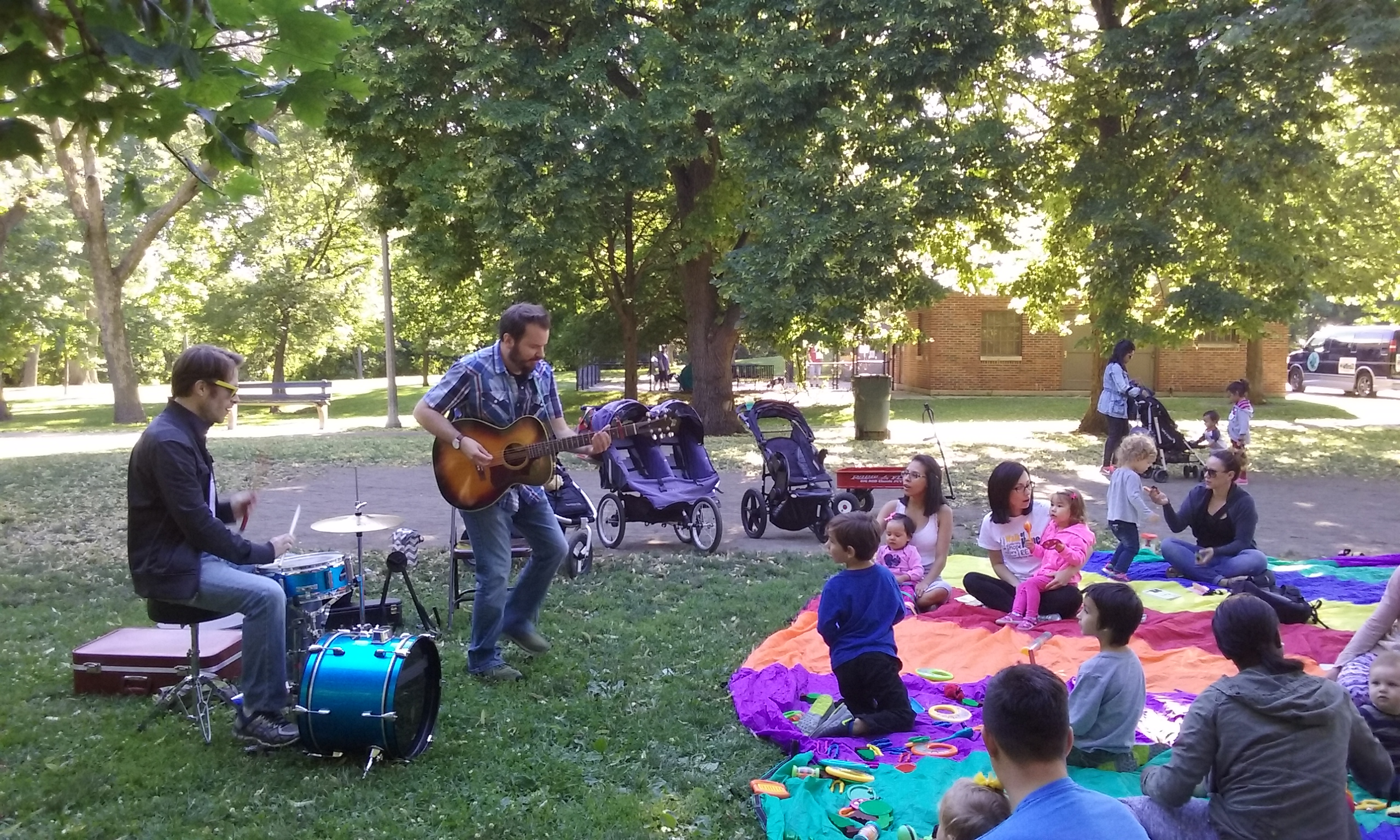 Toddlers, Tunes & Turtles