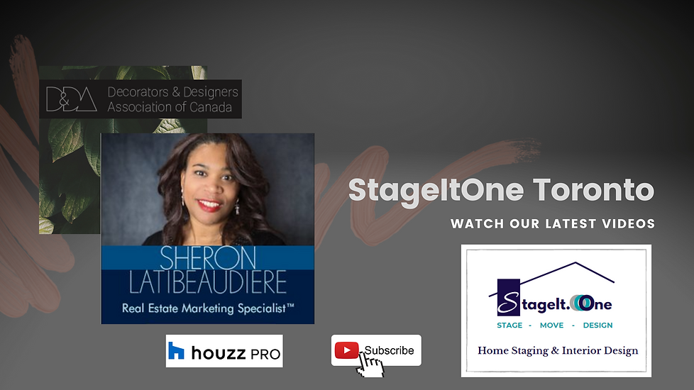 STAGEITONE TORONTO Influencer YouTube Ch