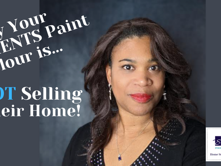 Why Your Clients Paint Colour Is NOT Selling their Home