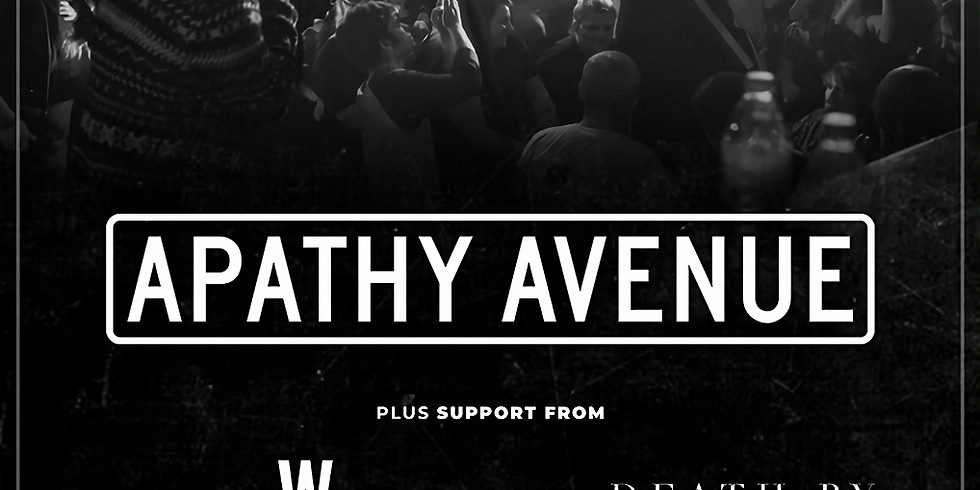 Apathy Avenue + Support