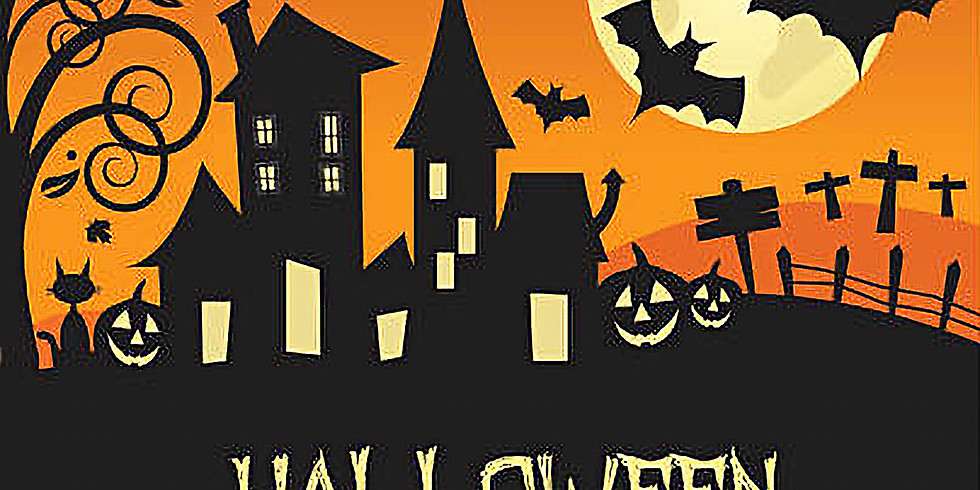 Halloween Party (6pm to 9pm) ALL AGES