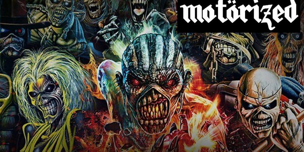 Hi-On Maiden + Motörized