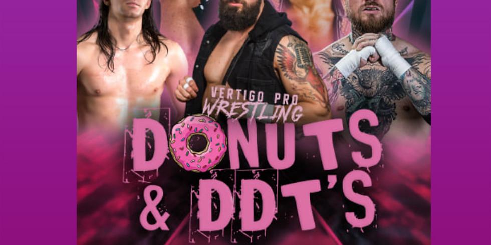 Vertigo Pro Wrestling 'Donuts & DDT's'