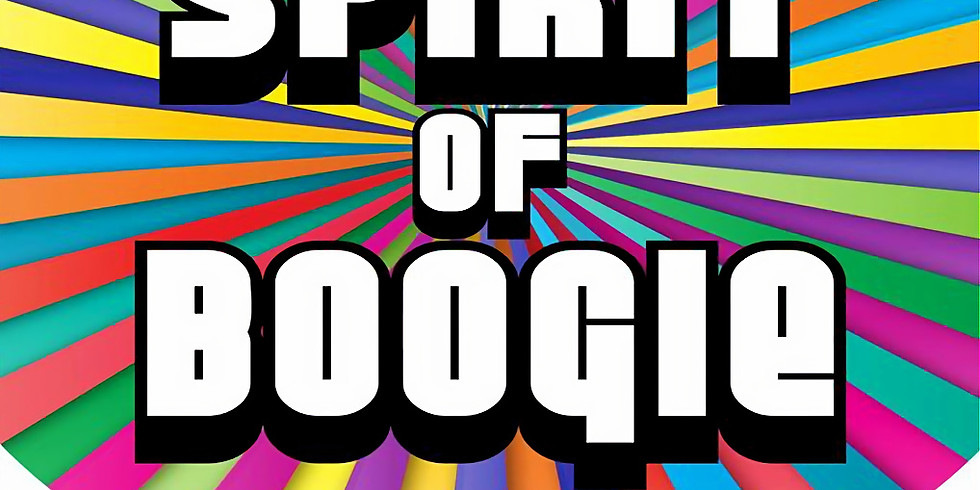 """NYD Party! With """"Spirit Of Boogie"""" + More"""