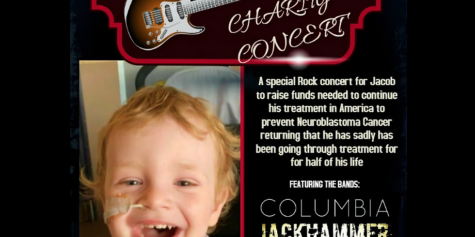 Jacob Rocks Charity Concert