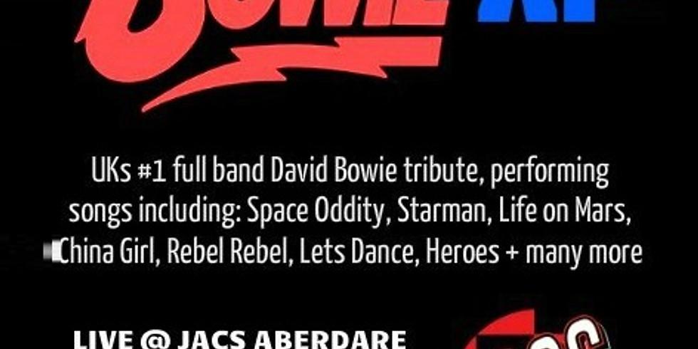 Bowiexp (David Bowie Tribute)