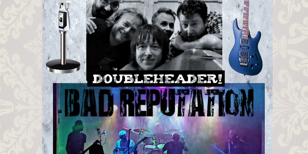 Cripplecreek + Bad Reputation (Doubleheader)