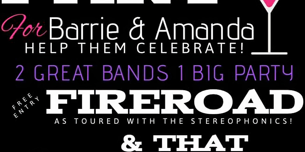 Fireroad & That 80s Band (Open Party)
