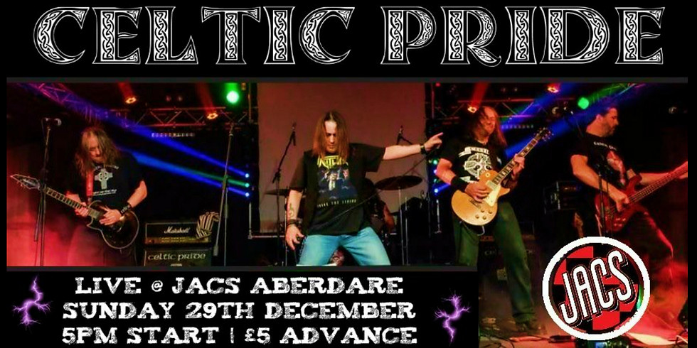 Celtic Pride (Classic Rock Covers Band)