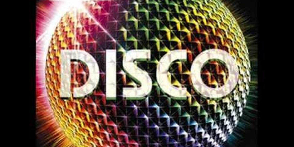 60s / 70s / 80s Disco! (Over 25s)