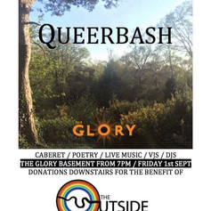 Queerbash - The Outside Project Fundraiser Night - 2017