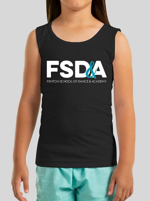 FSD&A Girls' Tank
