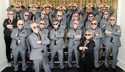 Singing Suits Sunnies