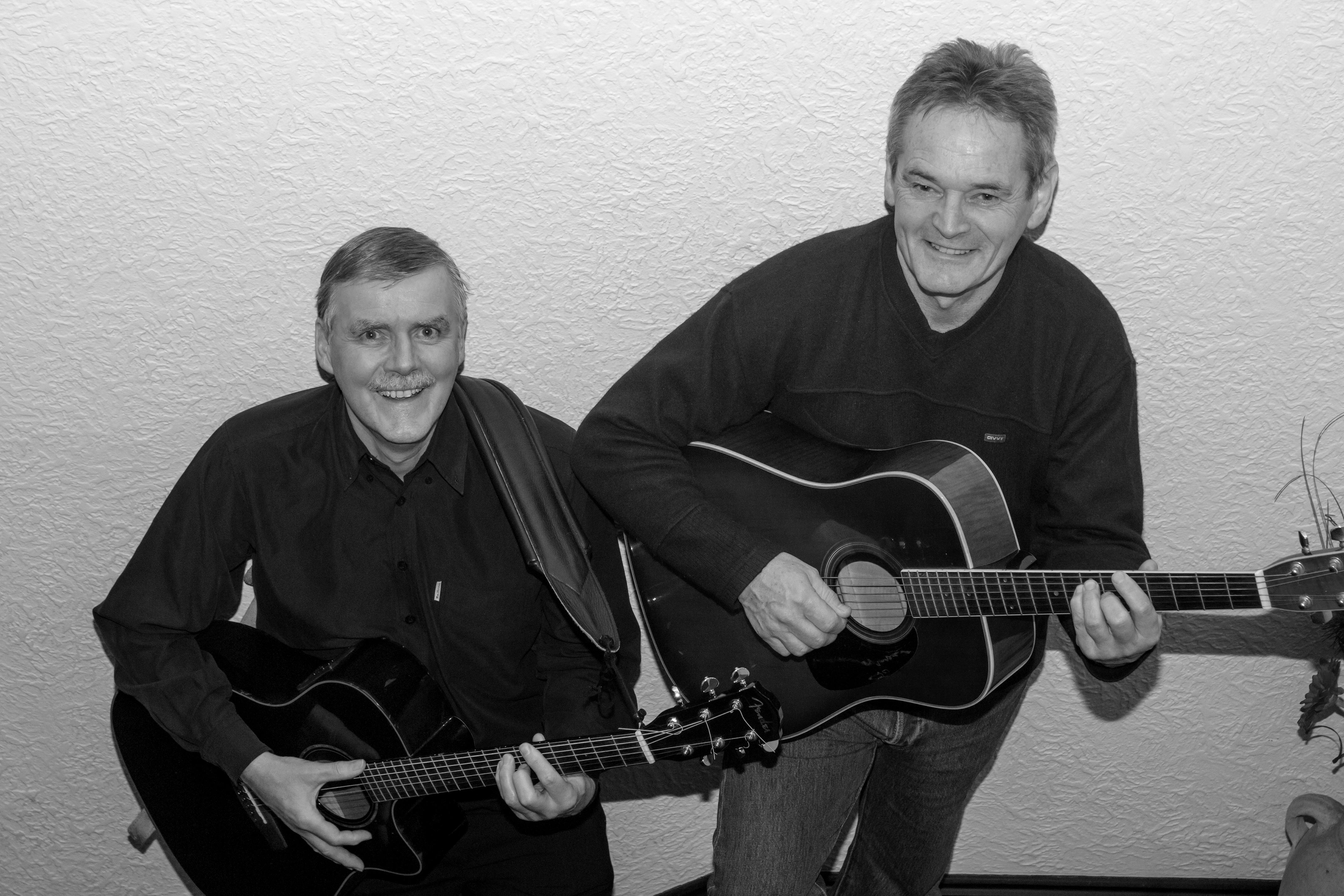 George and Steve