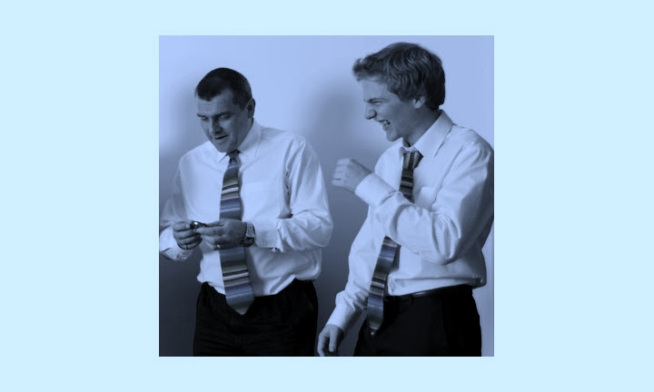 Colin &Tim