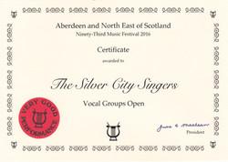Aberdeen Music Festival