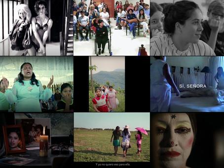 Workshop: El documental contemporáneo dirigido por mujeres
