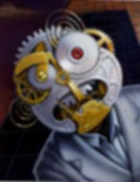 dessin robot, Luc Favreau
