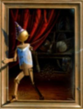 Pinocchio, Luc Favreau
