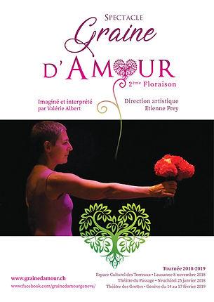 affiche Graine d'Amour - 2ème Floraison