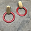 Thumbnail: HOLDING HALO earrings