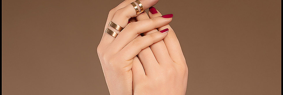 2LINEE anello