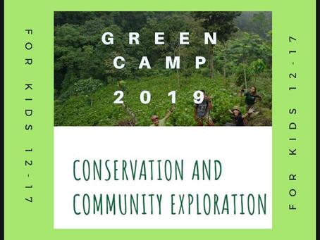 Green Camp 2019