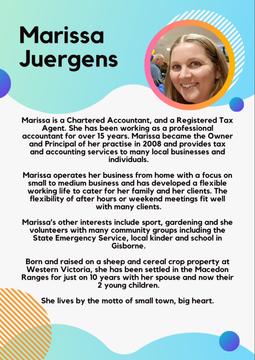 Marissa Juergens