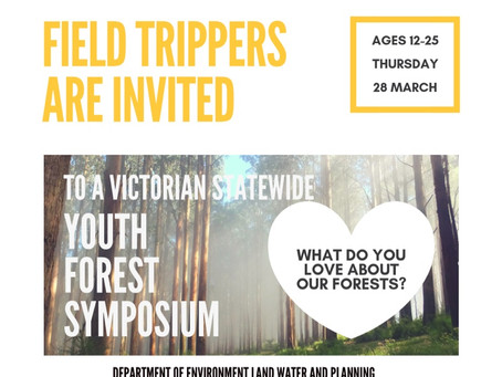 Field Trippers are invited