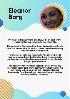 Eleanor Borg