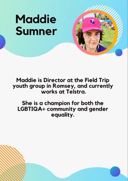 Maddie Sumner