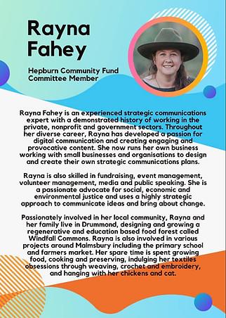 Rayna Fahey