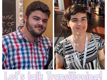 Let's talk gender transition: KIDx 2019