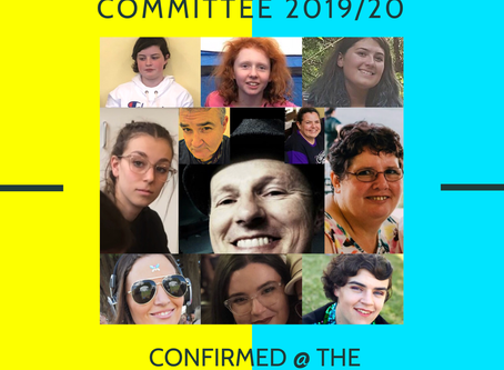 Welcome to our new committee