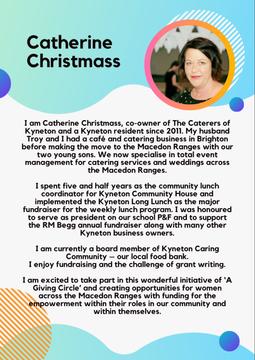 Catherine Christmass
