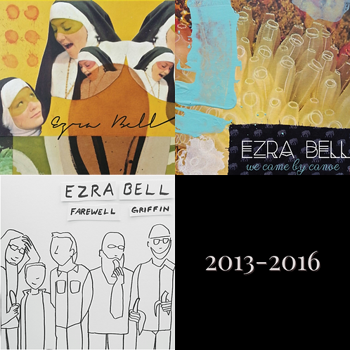 Ezra Bell 2013-2016 (CD)