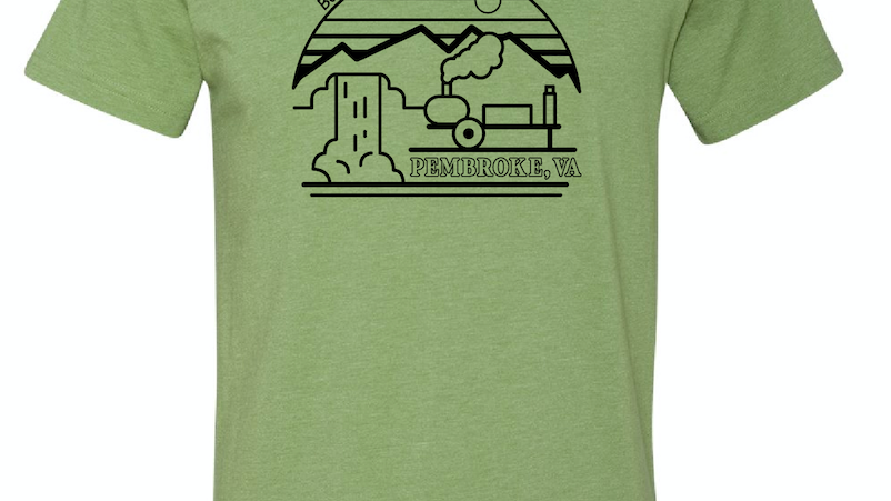 Cascades, Mountains, and BBQ T-Shirt