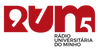 Logo Rádio Universitária do Minho