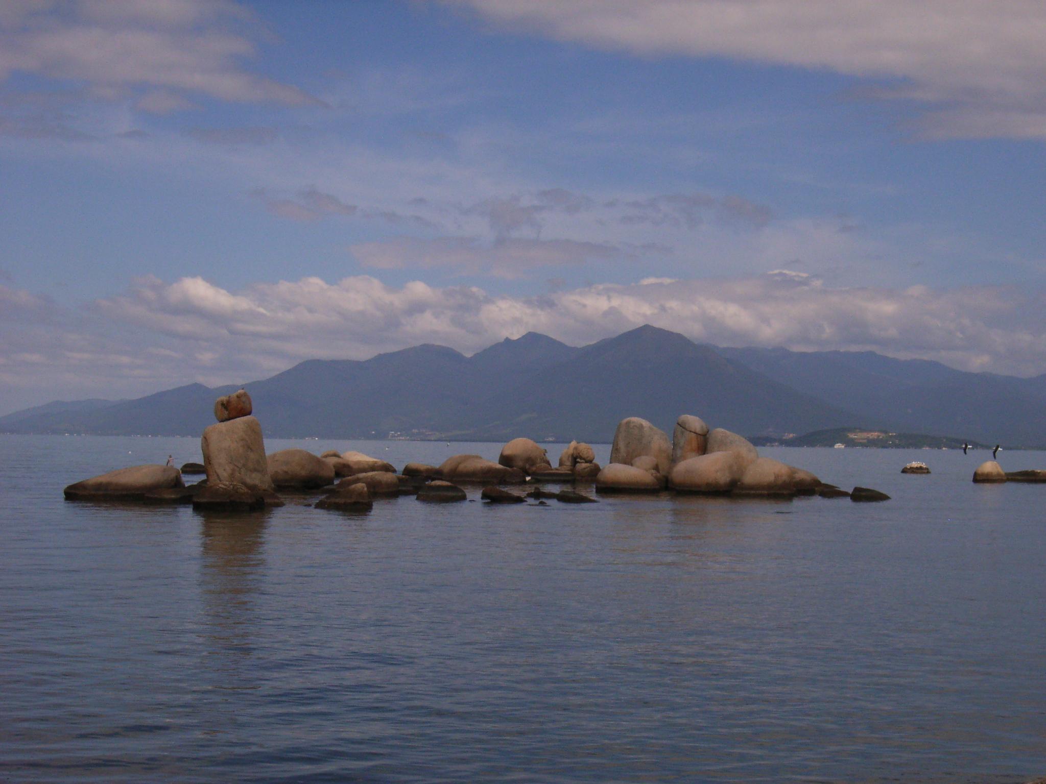 Praia de Itaguaçu