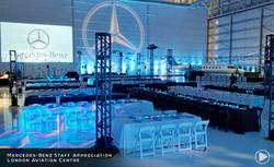 Mercedes Staff Appreciation